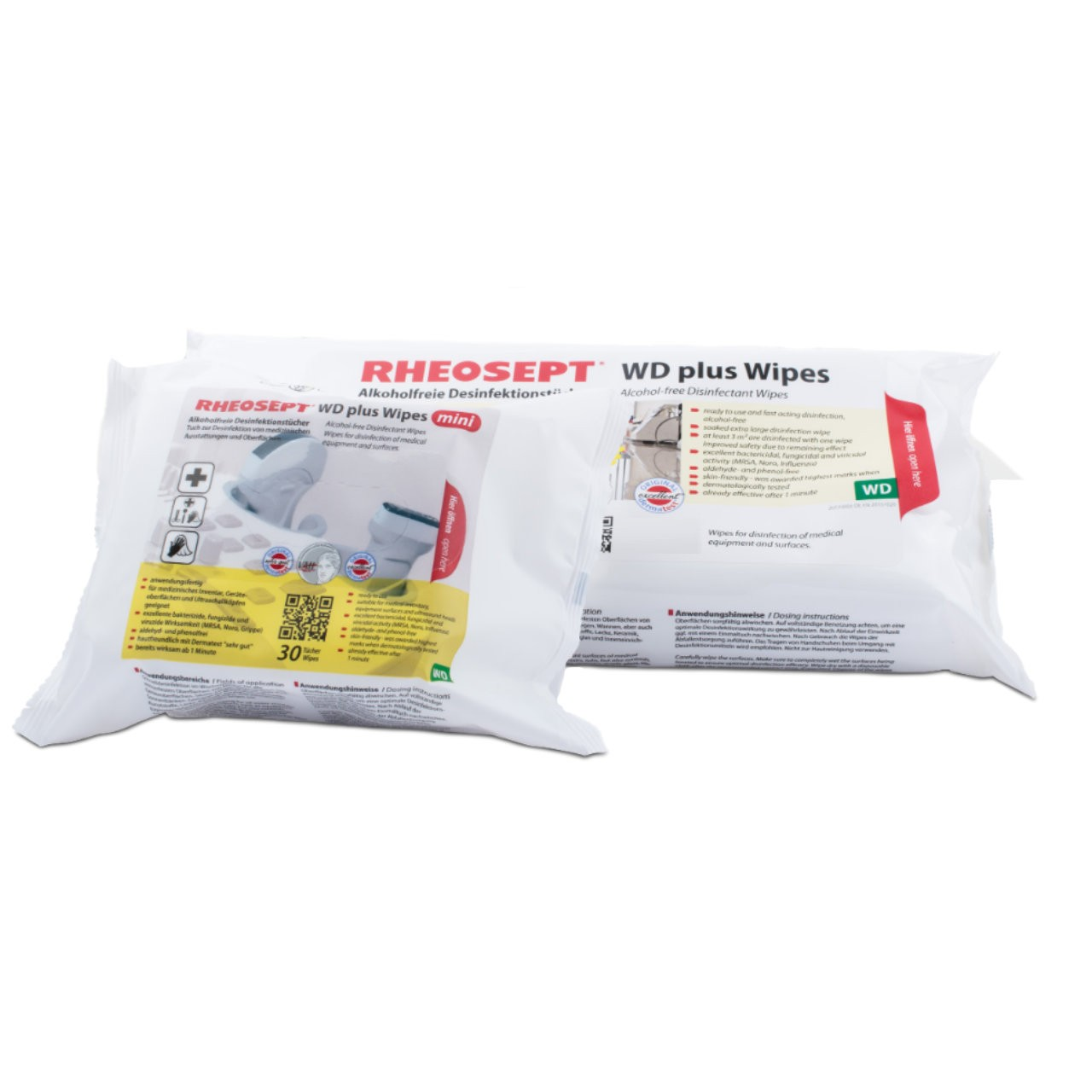 RHEOSEPT-WD-plus Wipes mini